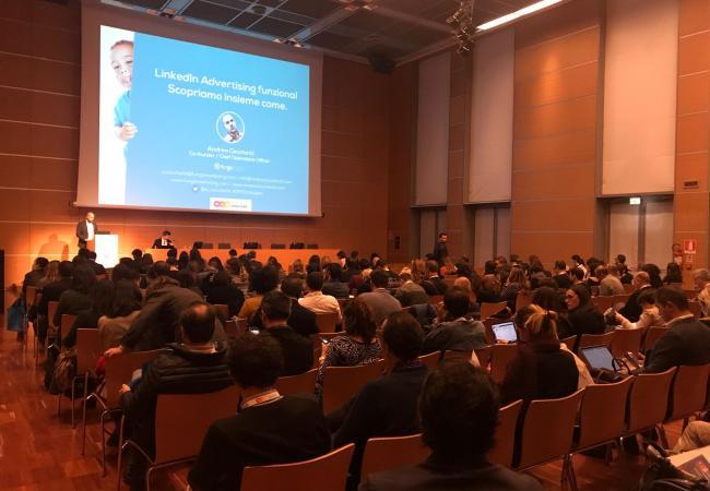 AndreaCecchetti Social Media Consulente Roma Linkedin Esperto