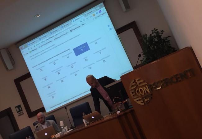 LinkedIn Trainer Andrea Cecchetti